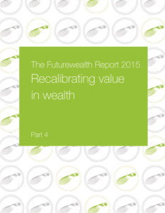 HNW research The Futurewealth Report